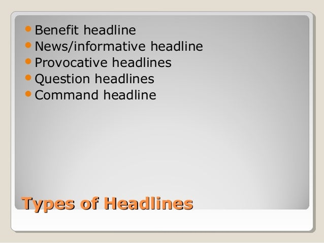 great headlines attract the right readers image
