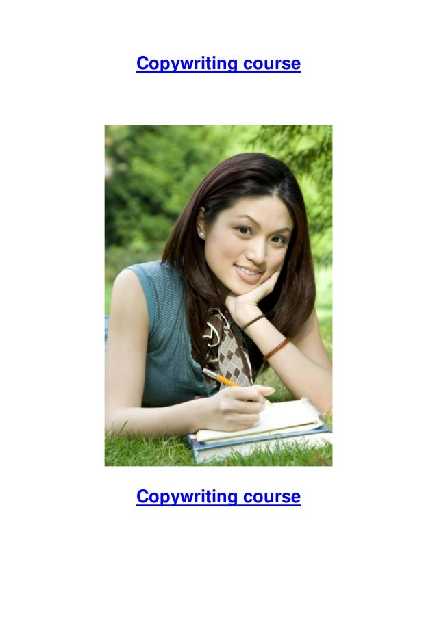 Copywriting course  Copywriting course