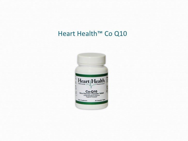 Co Q10 (Cardiovascular & Immune Support)