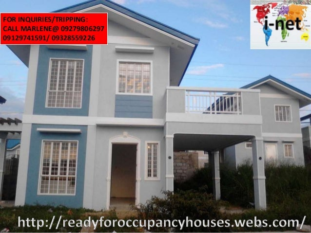 Single Detached two Storey for sale