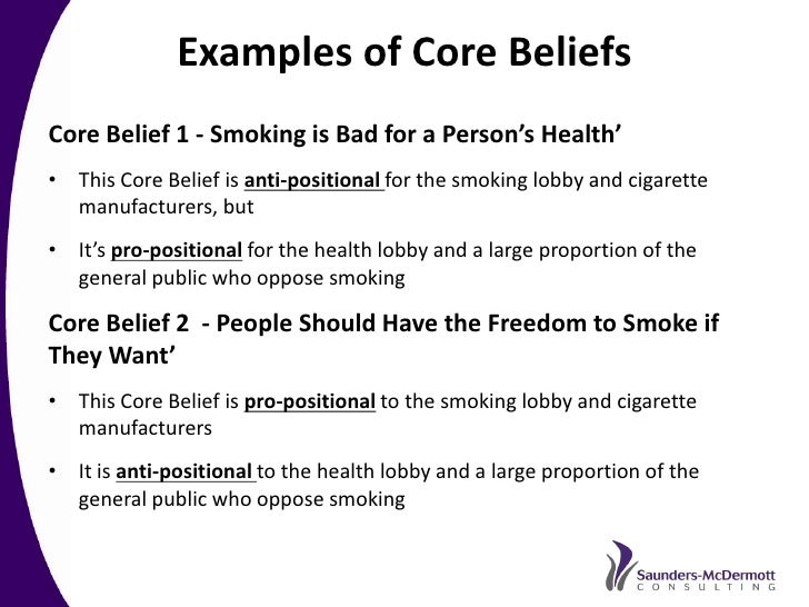 What are some of Judaism's core beliefs?