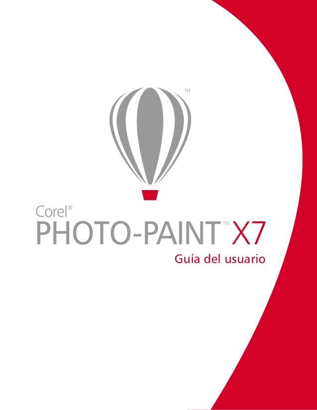 Corel Photo Paint x7