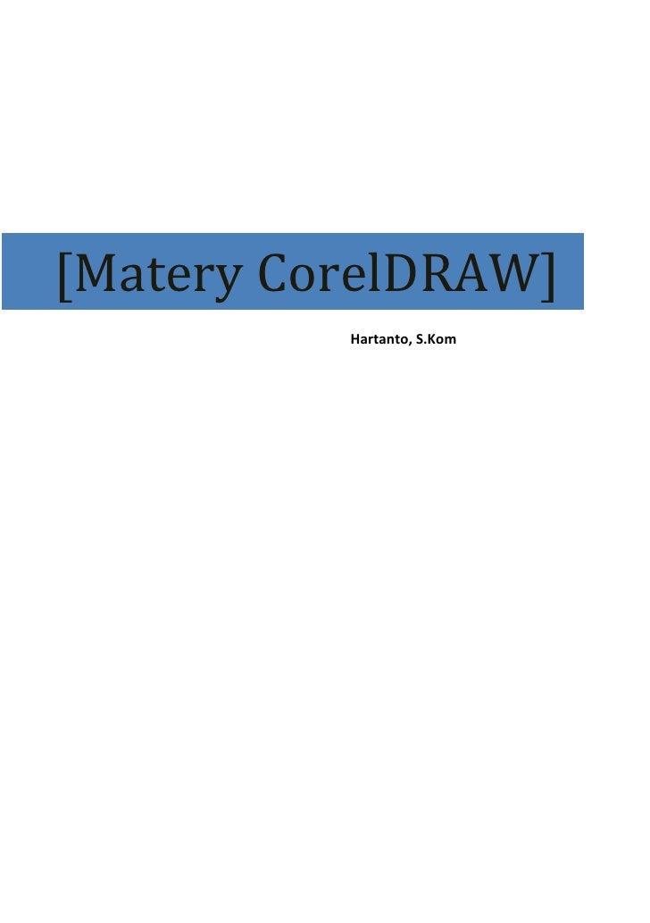 Coreldraw 1