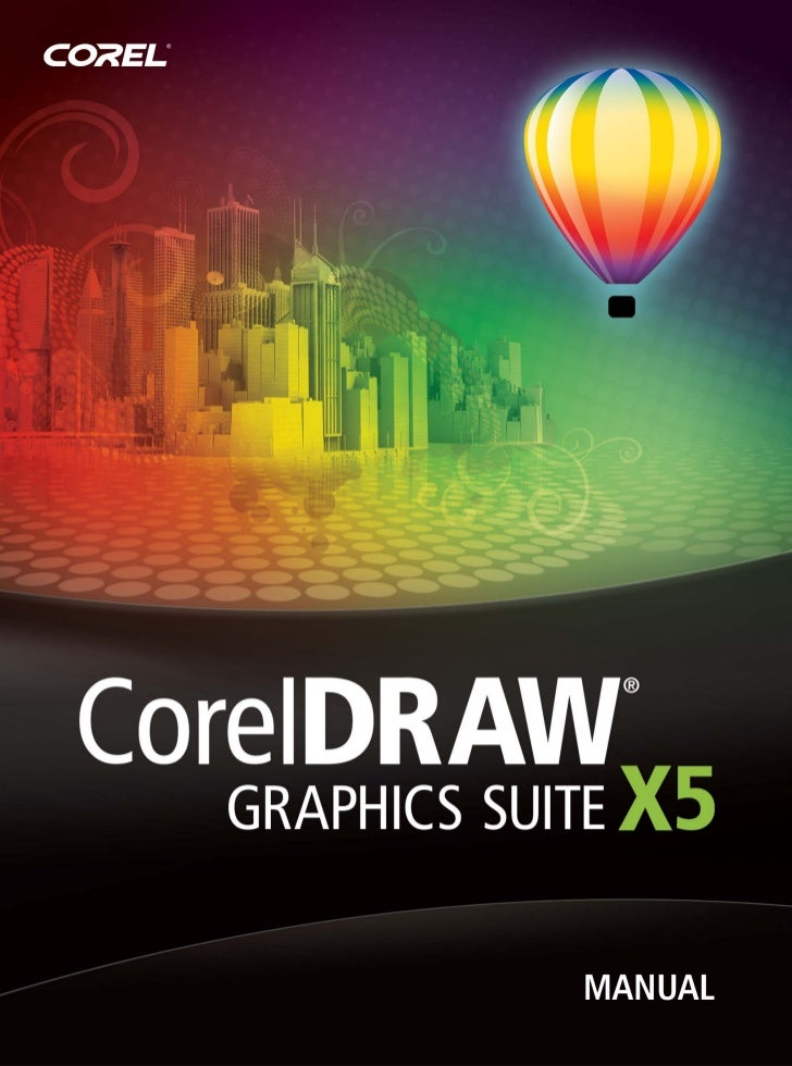 Coreldraw graphics suite_x5