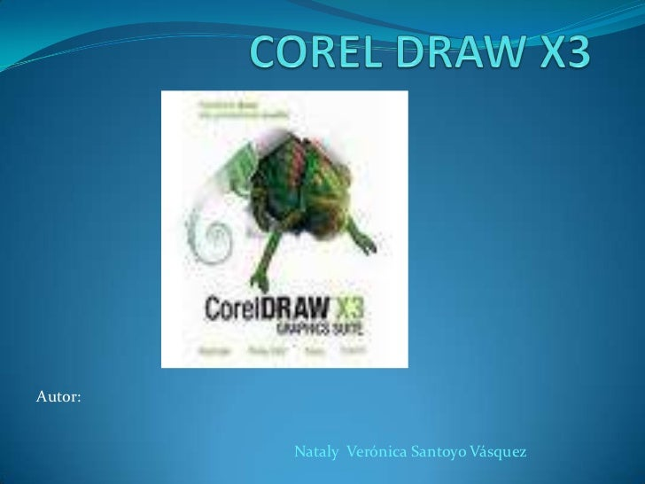 Corel Draw X3
