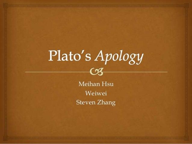 Plato- Apology