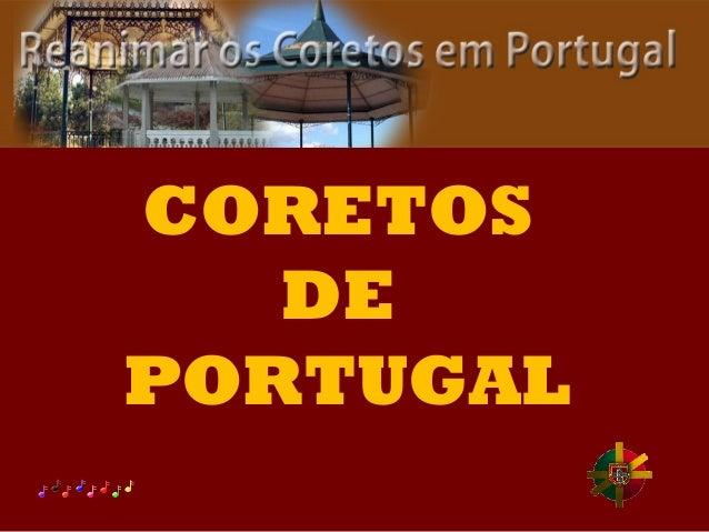 CORETOS DE PORTUGAL
