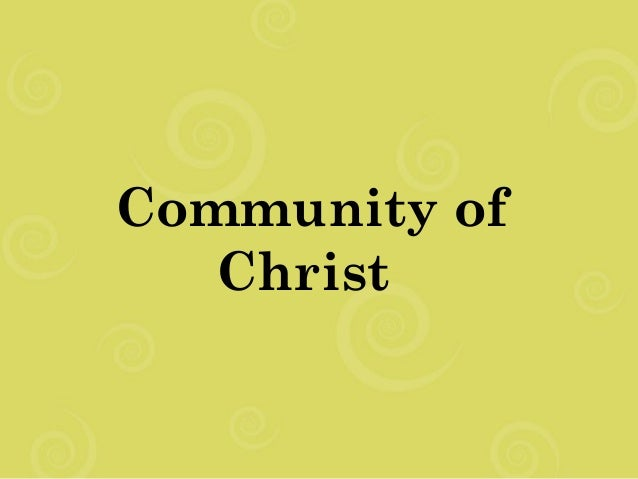 Community of Christ