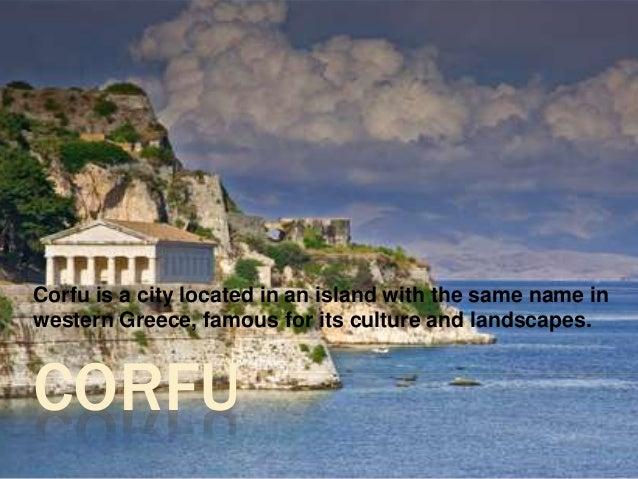 Corfu  - Andrea L.