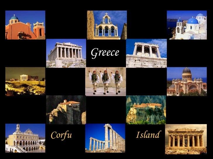 Greece Corfu Island