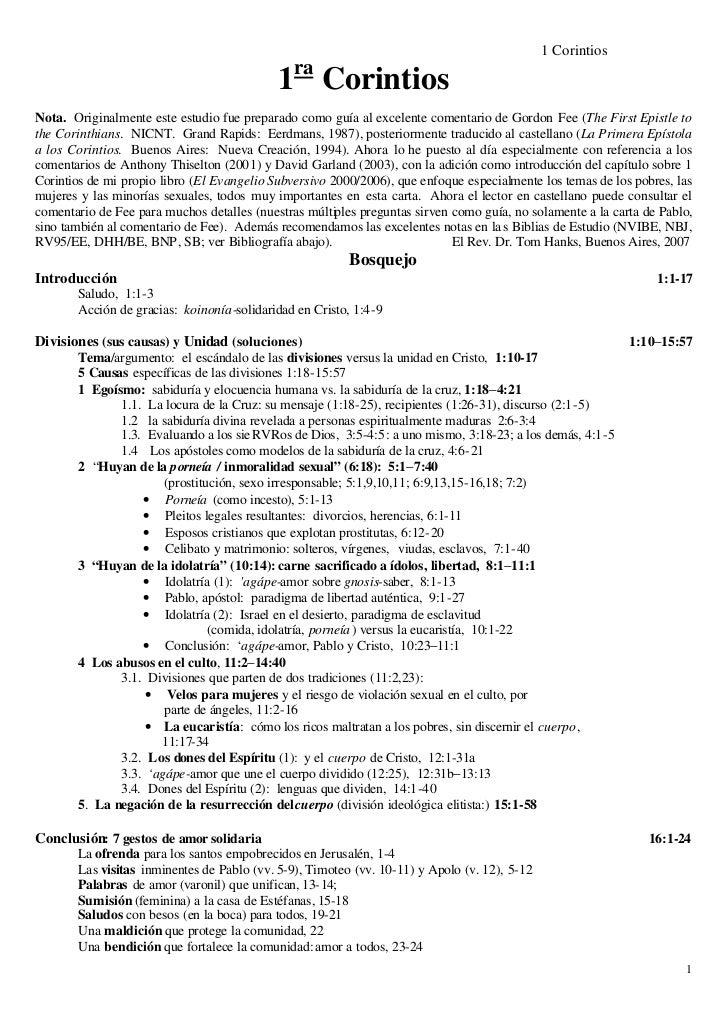 1 Corintios                                            1ra CorintiosNota. Originalmente este estudio fue preparado como gu...