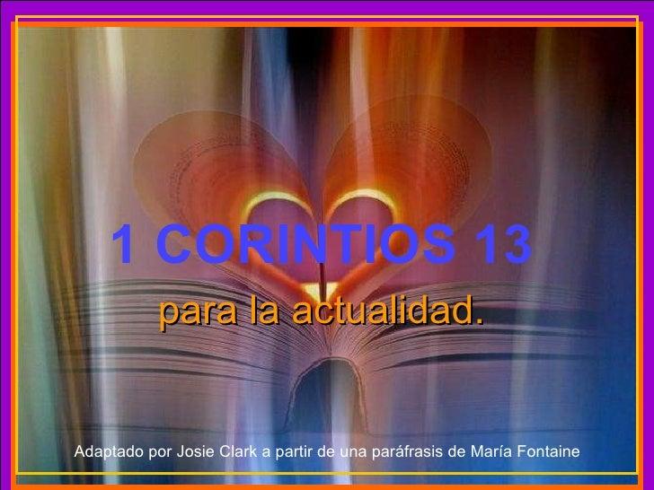 Corintios13