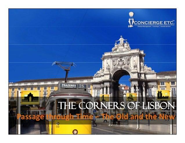 The Corners of Lisbon - Bespoke Tours
