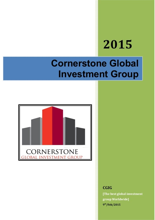 global investment company