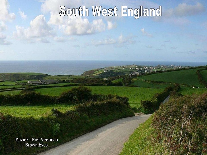 South West England Muziek - Piet Veerman Brown Eyes