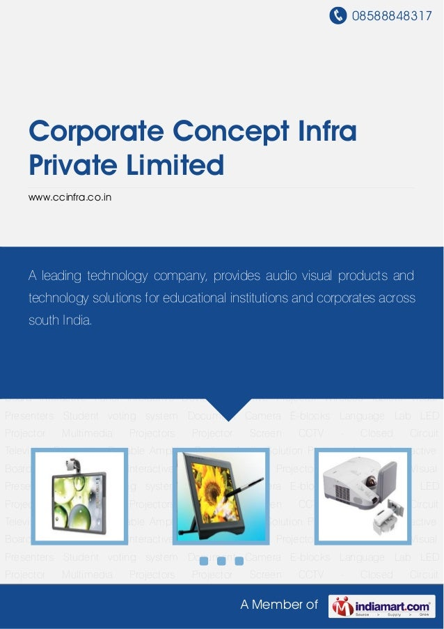 Corporate concept-infra-private-limited