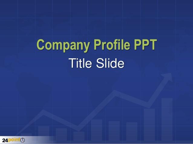 free profile template