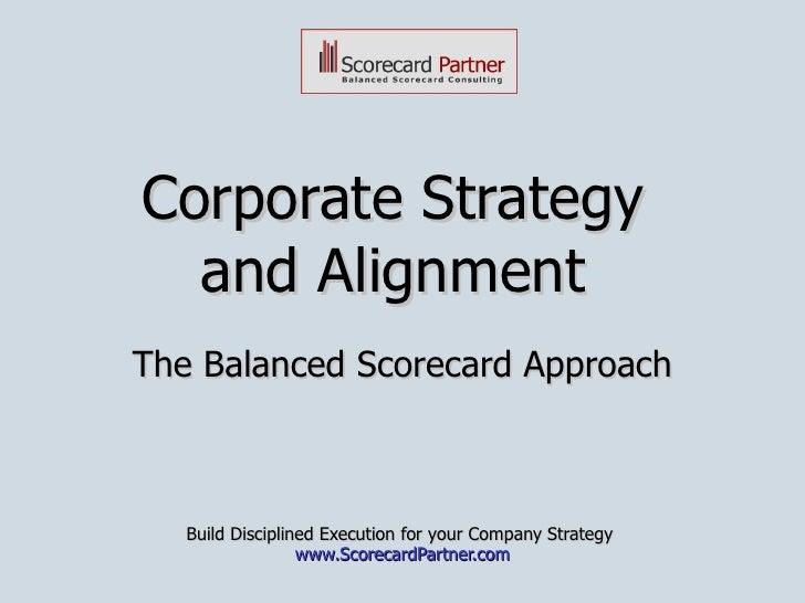 balanced scorecard indian case study