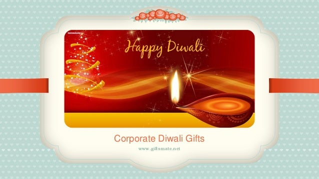 Corporate Diwali Gift Ideas by Giftsmate