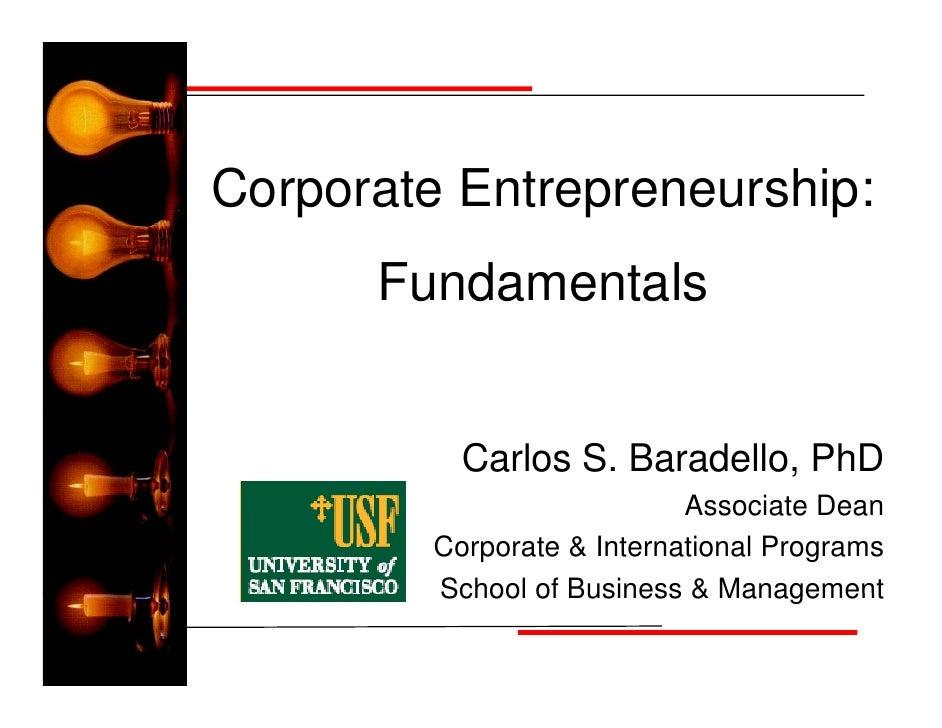 Presentación Carlos Baradello