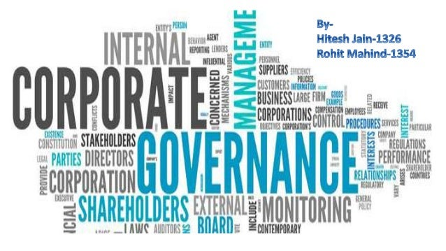 corporate governance in banking sector of Corporate governance and risk management in the banking sector of ghana  the corporate library board analyst ratings is the method examined by.