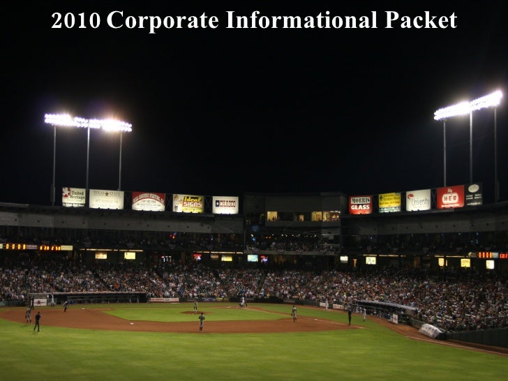 2010   Corporate Informational Packet