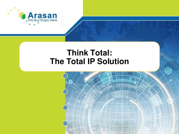 Arasan Chip Systems Corporate Overview