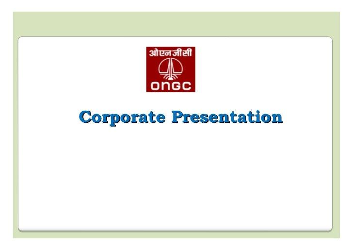 Corporate presentation feb2011