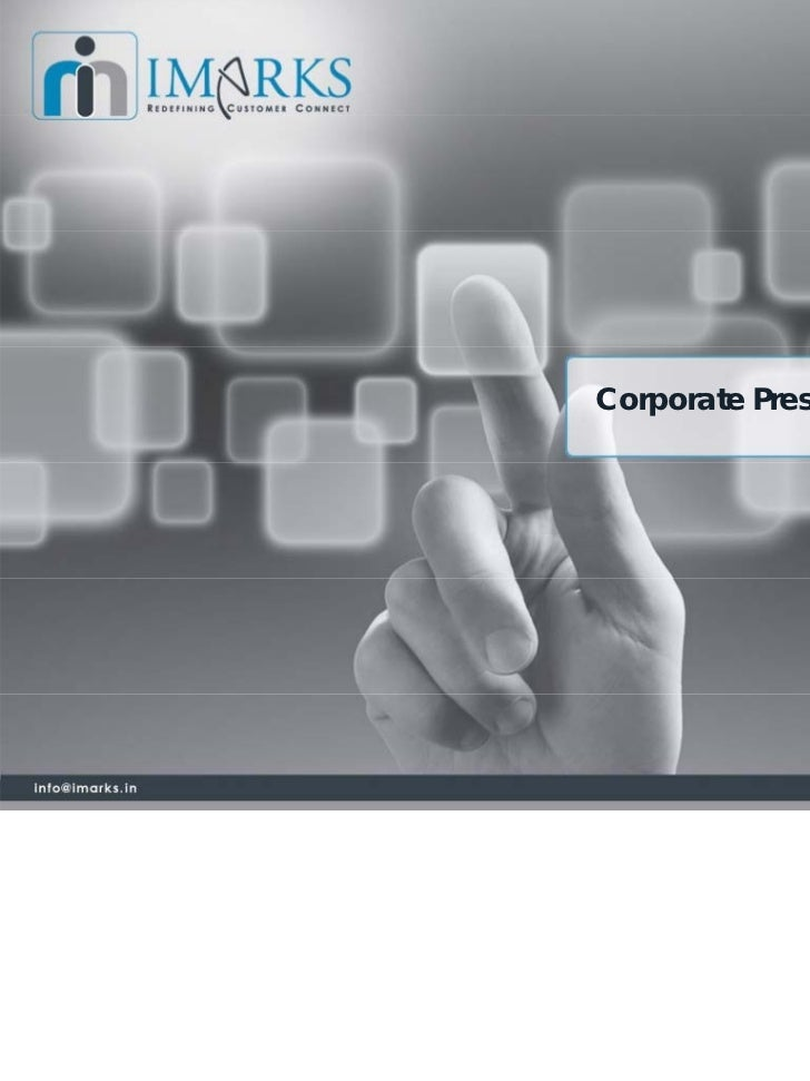 Corporate Presentation                Version 3.0