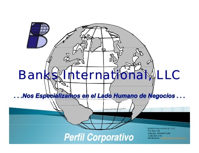 Perfil Corporativo - Español