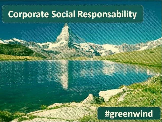 """""""Corporate social responsibility is a hard-edged business decision.Not because it is a nice thing to do or because people ..."""