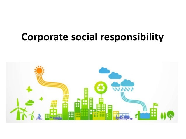 Dissertation Corporate Social Responsibility