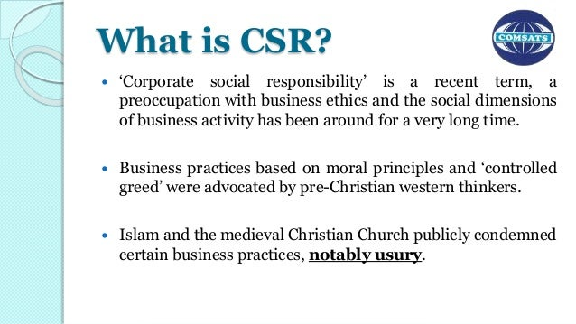 corporate social responsibility essay conclusion In conclusion, this paper has shown that corporate social responsibility is a vital element for nay business corporations it has been shown that there are many different areas in which a company may choose to focus its corporate social responsibility the first area of focus in corporate social responsibility is with regard to the environment.