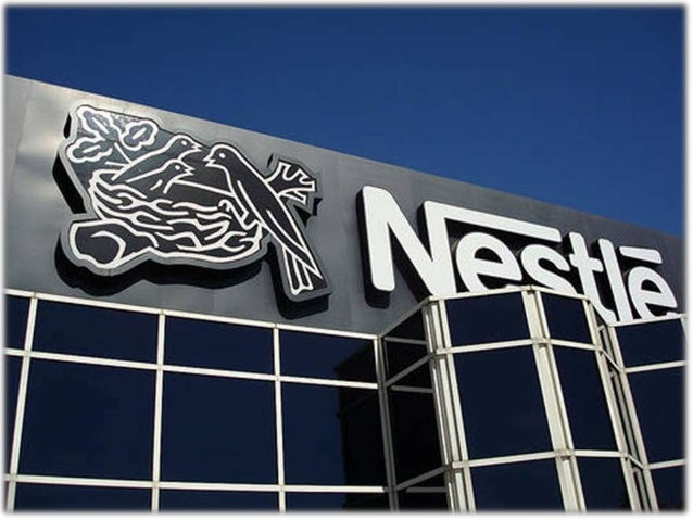 Corporate Social Responsibility (CSR)of Nestle