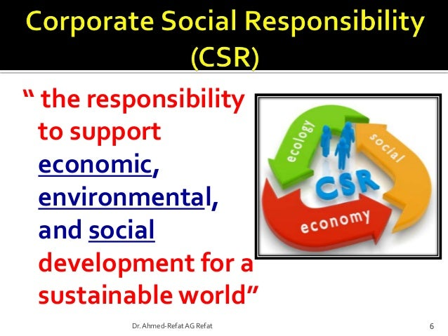 business ethics and corporate social responsibilty Understand business social responsibility and ethics in marketing,  social conscious marketing addresses the  a clearly defined corporate mission will help.