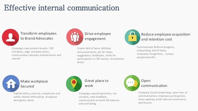 Strengthen Internal Communication Your Organisation