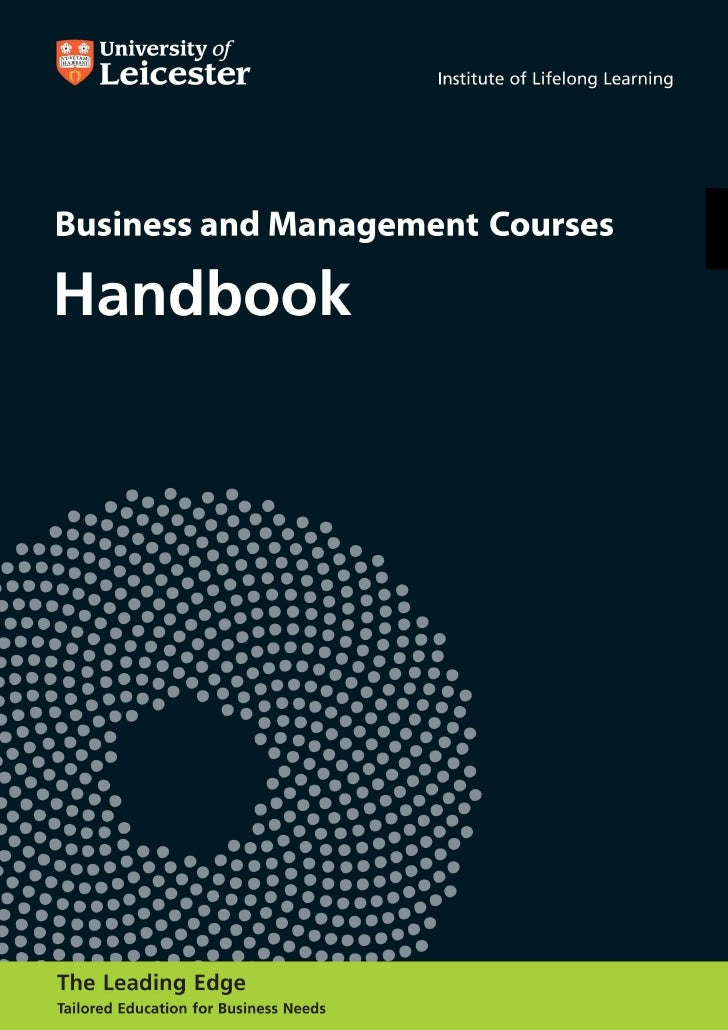 Business & Management Courses UoL