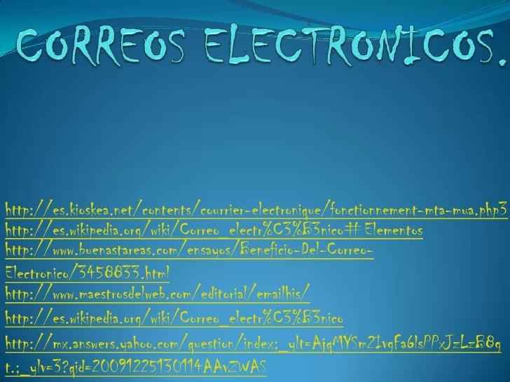 http://es.kioskea.net/contents/courrier-electronique/fonctionnement-mta-mua.php3http://es.wikipedia.org/wiki/Correo_electr...