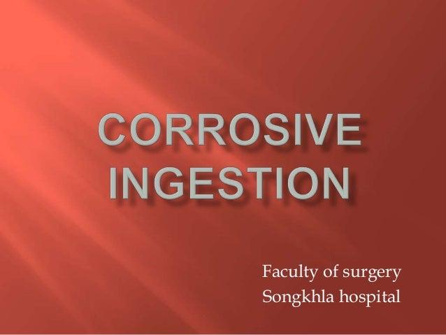 Faculty of surgerySongkhla hospital