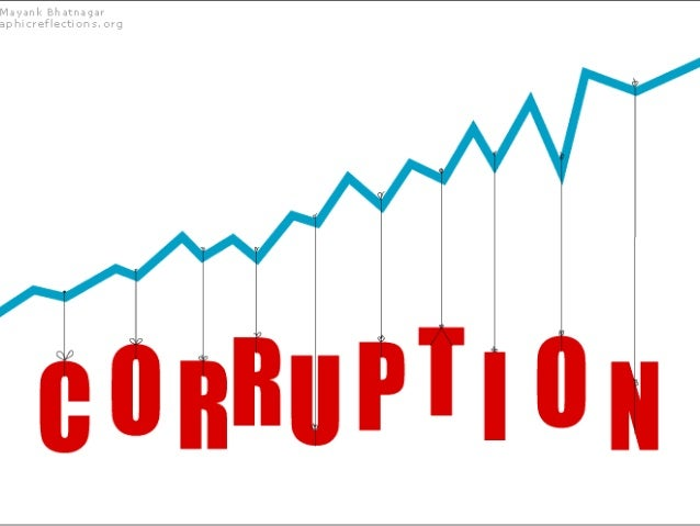 """CORRUPTION""""Corruption is the misuse ofentrusted power for privategain""""– Transparency International"""