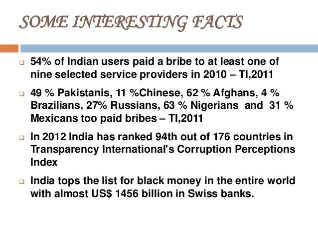 Essays On Corruption