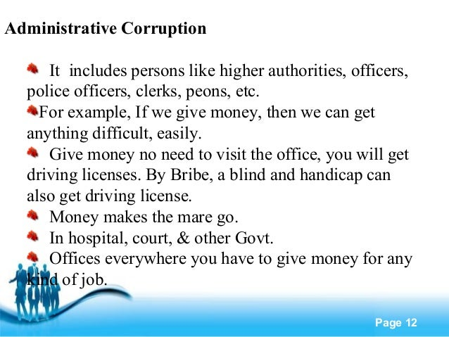 how can we control corruption What can you do people often think that corruption is just a way of life, but every society, sector and individual would benefit from standing united against.