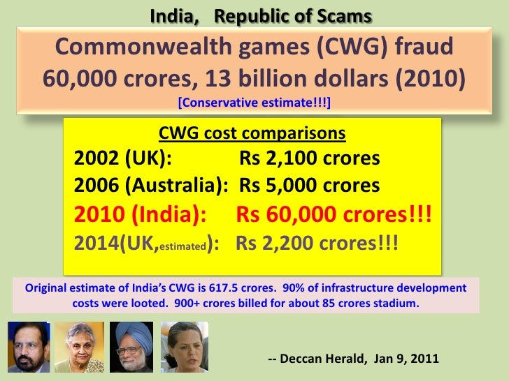 Corruption in india 2010 essay