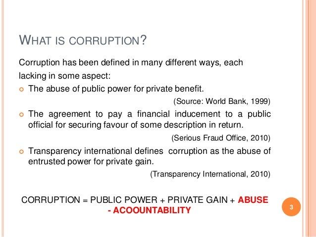 why is corruption so endemic in indonesia what are its consequences Tensification of corruption, and the economic consequences of intensification it is widely held that corruption in china has increased to epidemic or even endemic levels since the advent of reform in the late 1970s 1 given.