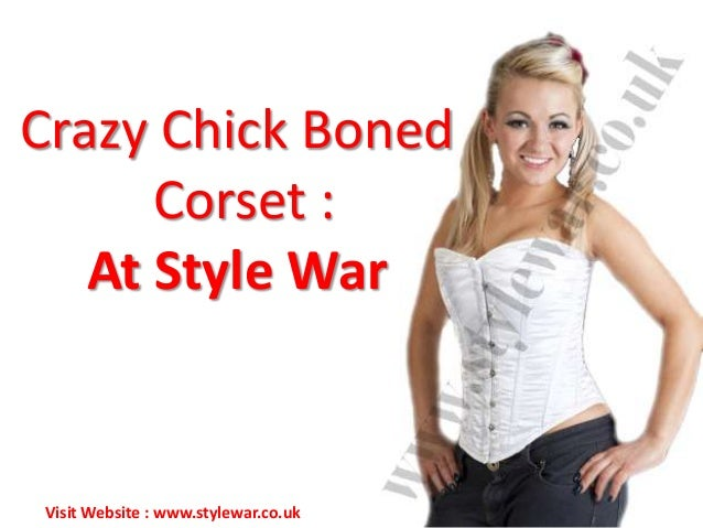 Crazy chick Corset for Women at StyleWar