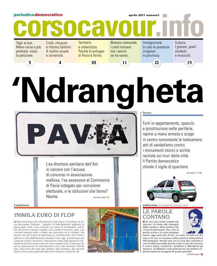 periodico democratico                                                                               aprile 2011 numero1  T...