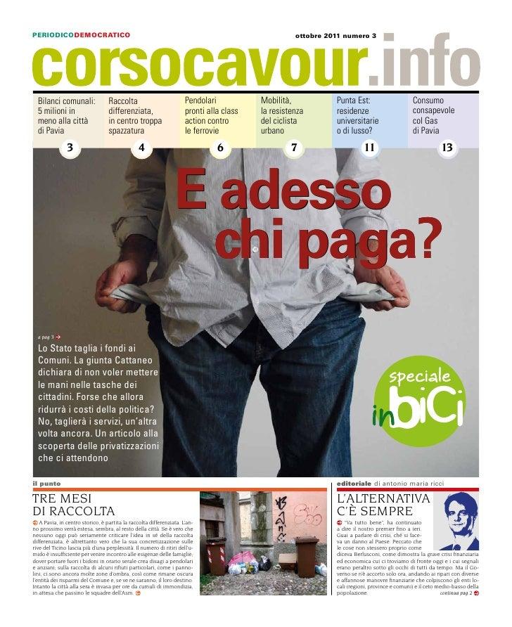 Corsocavour.info III