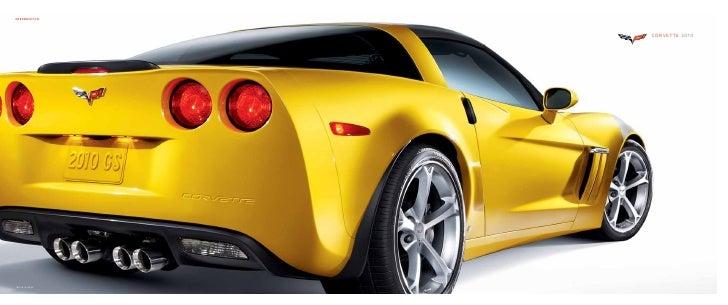2010 Chevrolet Corvette Edmonton