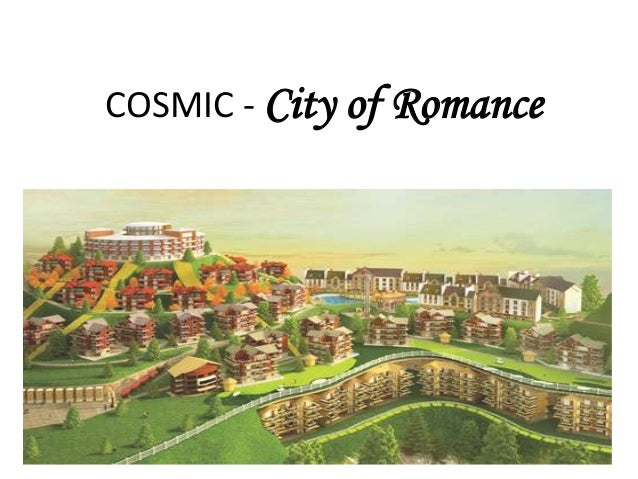COSMIC - City of Romance