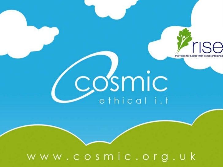 Cosmic Julie cornwall sse march 2011